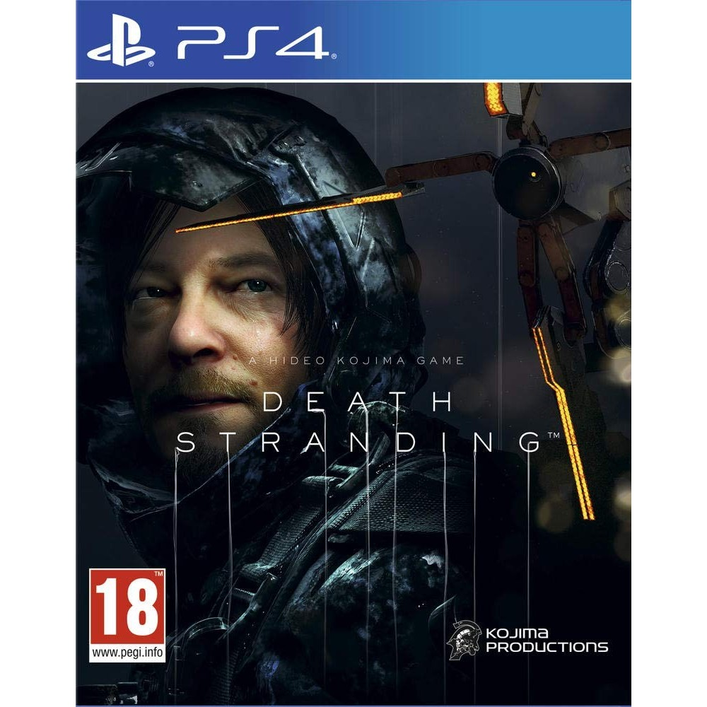 DEATH STRANGING PS4 EURO FR OCCASION