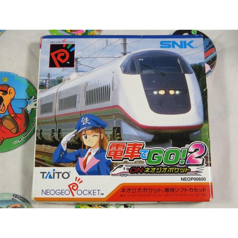 DENSHA DE GO!2 NEOGEO POCKET NTSC-JPN OCCASION