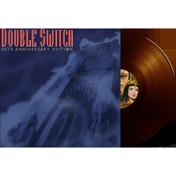 VINYLE DOUBLE SWITCH 25TH ANNIVERSARY EDITION NEW