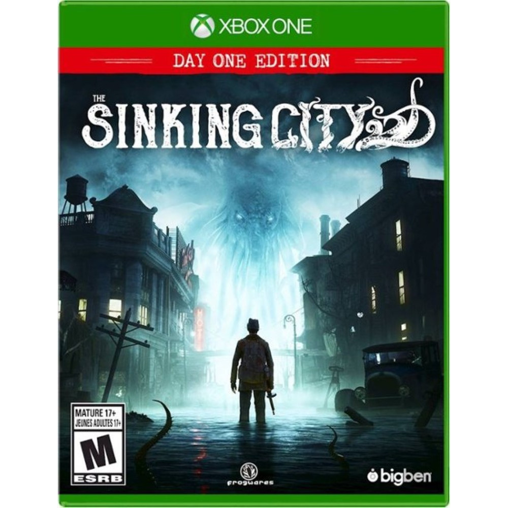 THE SINKING CITY XBOX ONE FR OCCASION