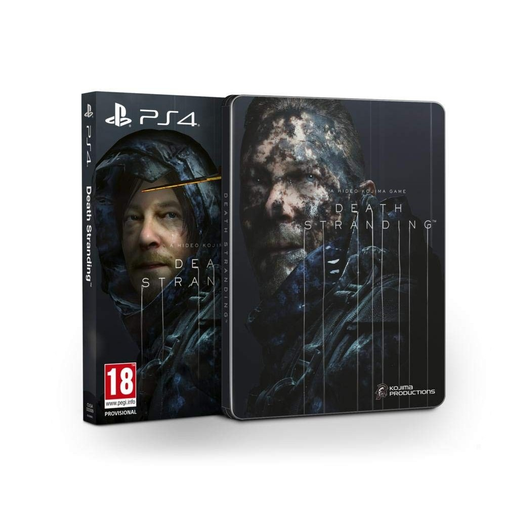 DEATH STRANDING SPECIAL EDITION PS4 EURO FR OCCASION