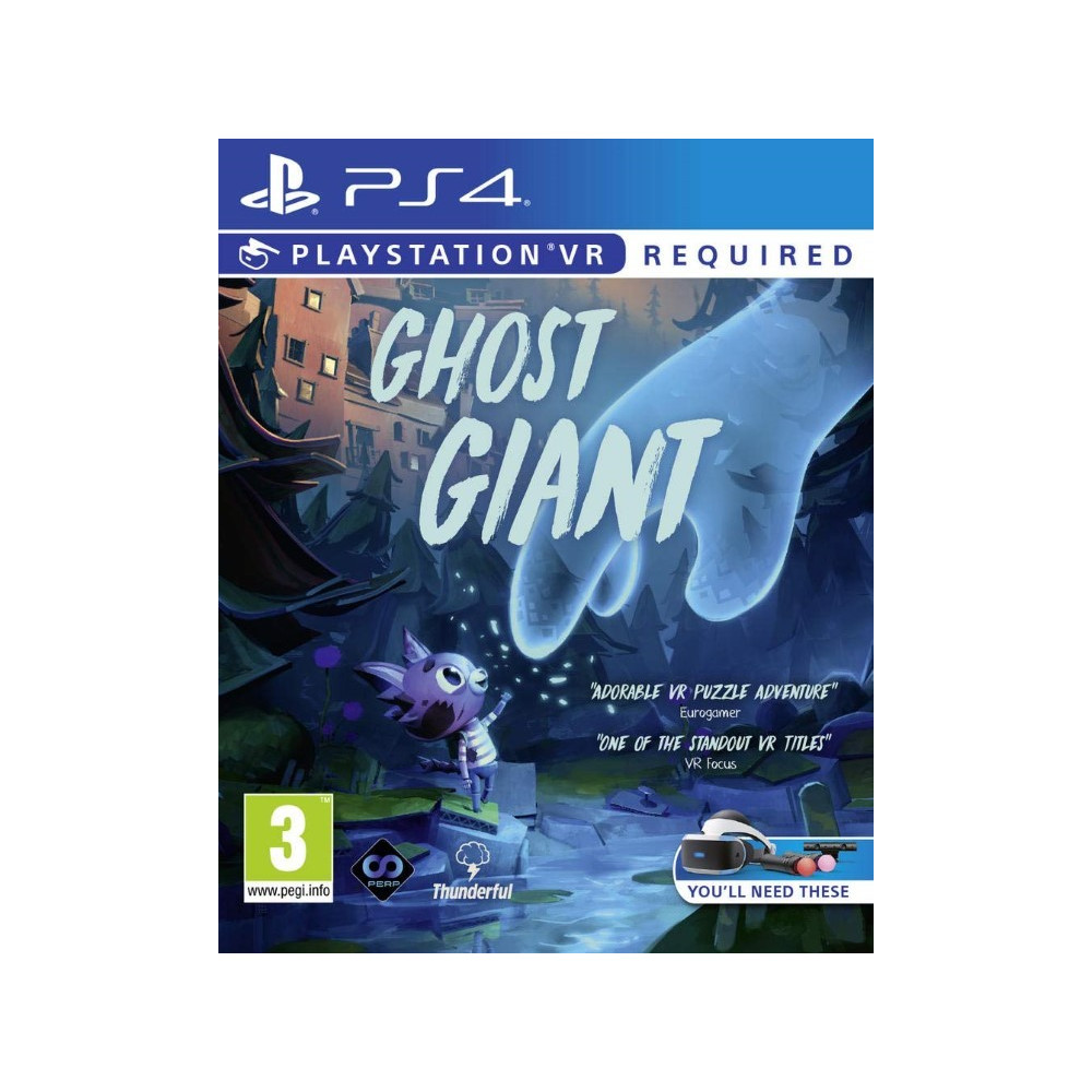GHOST GIANT VR PS4 FR OCCASION