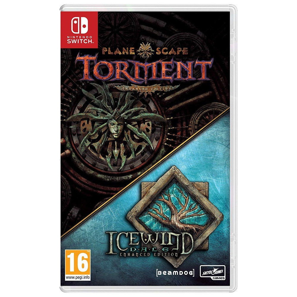 PLANESCAPE TORMENT & ICEWIND DALE ENHANCED EDITIONS SWITCH FR OCCASION