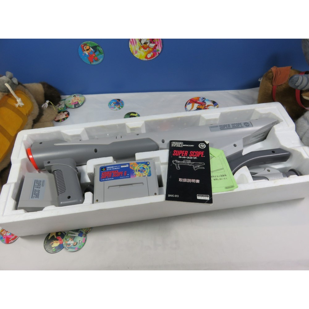 SUPER SCOPE 6 SUPER FAMICOM JPN OCCASION