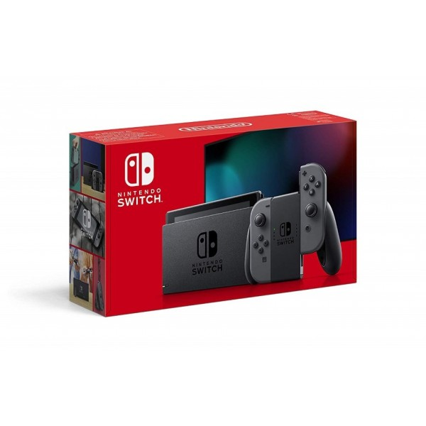 CONSOLE SWITCH GRISE EURO NEW