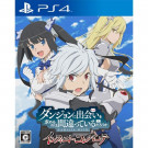 IS IT WRONG TO TRY TO PICK UP GIRLS IN A DUNGEON? INFINITE COMBATE PS4 JAP NEW