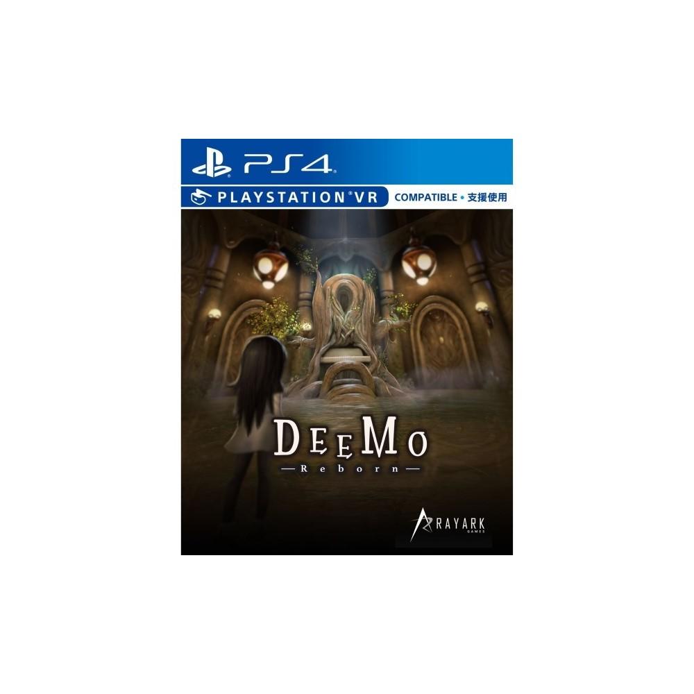 DEEMO REBORN PS4 ASIAN AVEC TEXTE EN ANGLAIS NEW