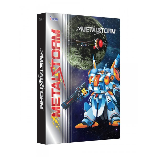 METALSTORM (RETRO-BIT EDITION) NINTENDO NES NEW
