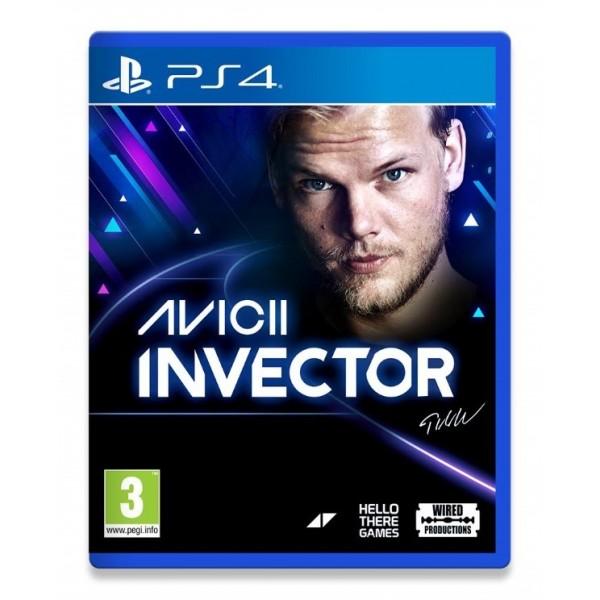 AVICII INVECTOR PS4 UK NEW