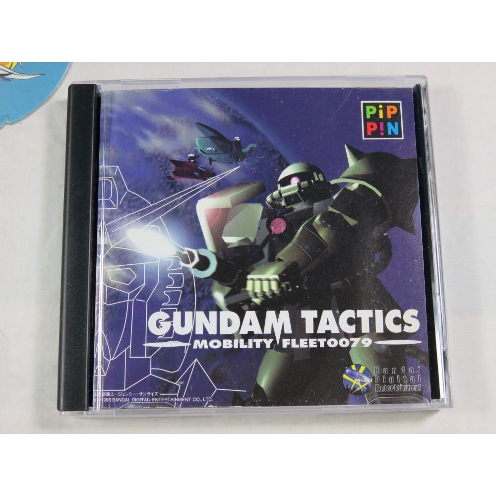 GUNDAM TACTICS MOBILITY FLEET 0079 PIPPIN JPN OCCASION
