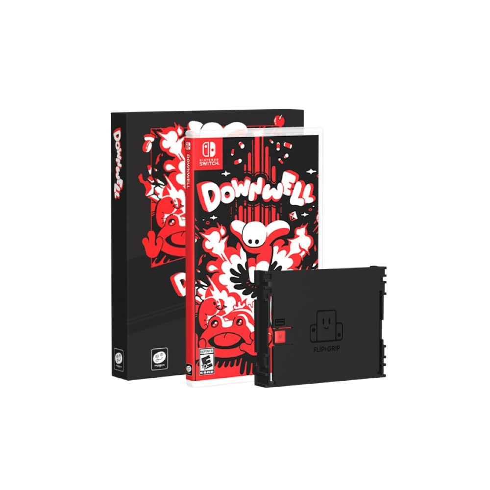 DOWNWELL + FLIPGRIP SWITCH US NEW