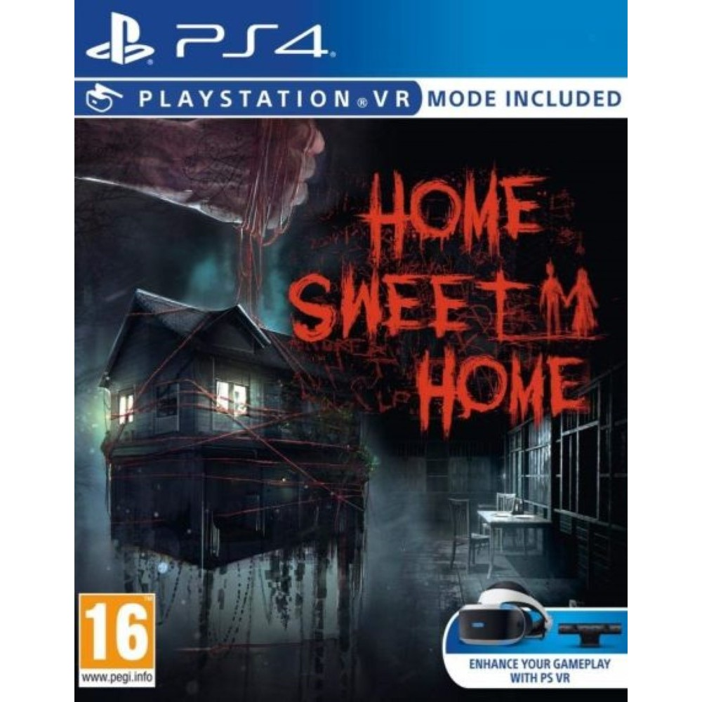 HOME SWEET HOME VR PS4 FR OCCASION