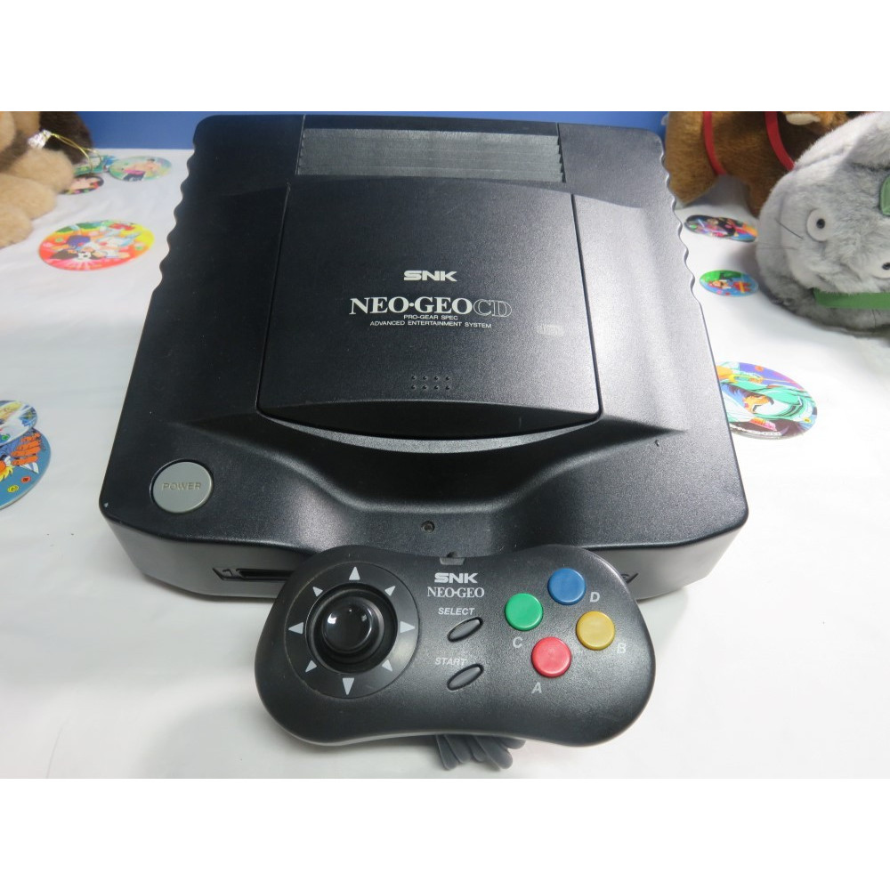 CONSOLE NEO GEO CD TOP LOADING NTSC-JPN OCCASION