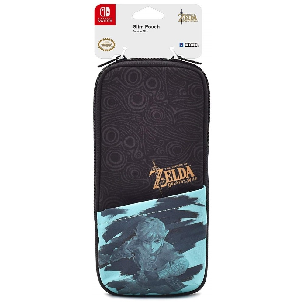 SLIM POUCH ZELDA BREATH OF THE WILD SWITCH LITE EURO NEW