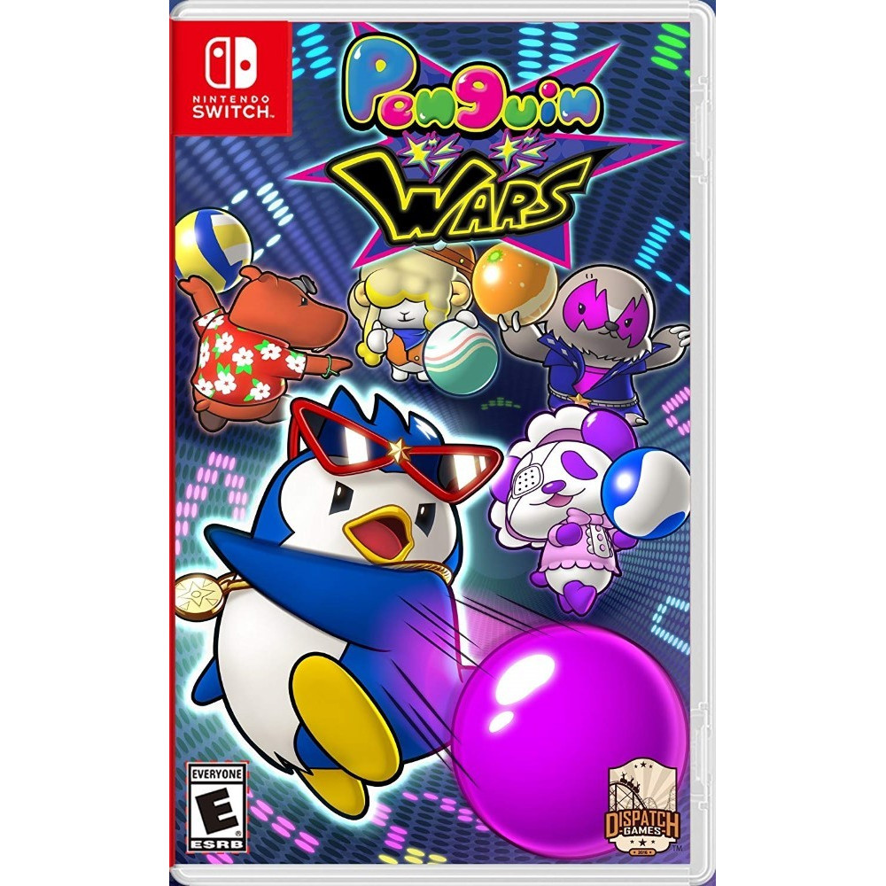 PENGUIN WARS SWITCH US NEWPENGUIN WARS SWITCH US OCCASION