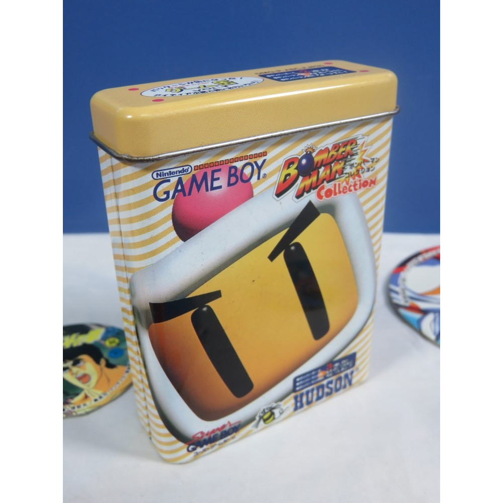 BOMBERMAN COLLECTION SUPER GAME BOY JPN OCCASION (GAME CAN VOL.1)
