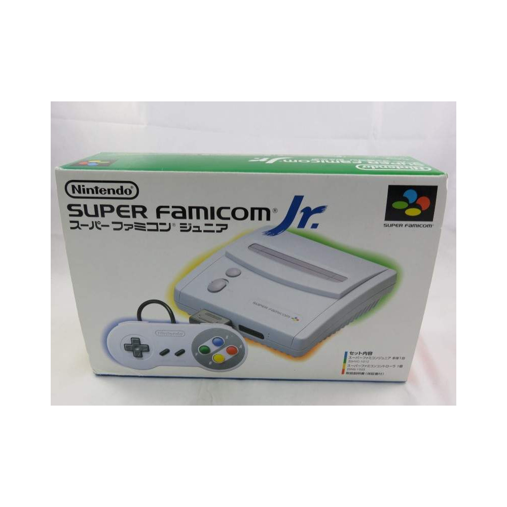 CONSOLE SUPER FAMICOM JR. NTSC-JPN OCCASION