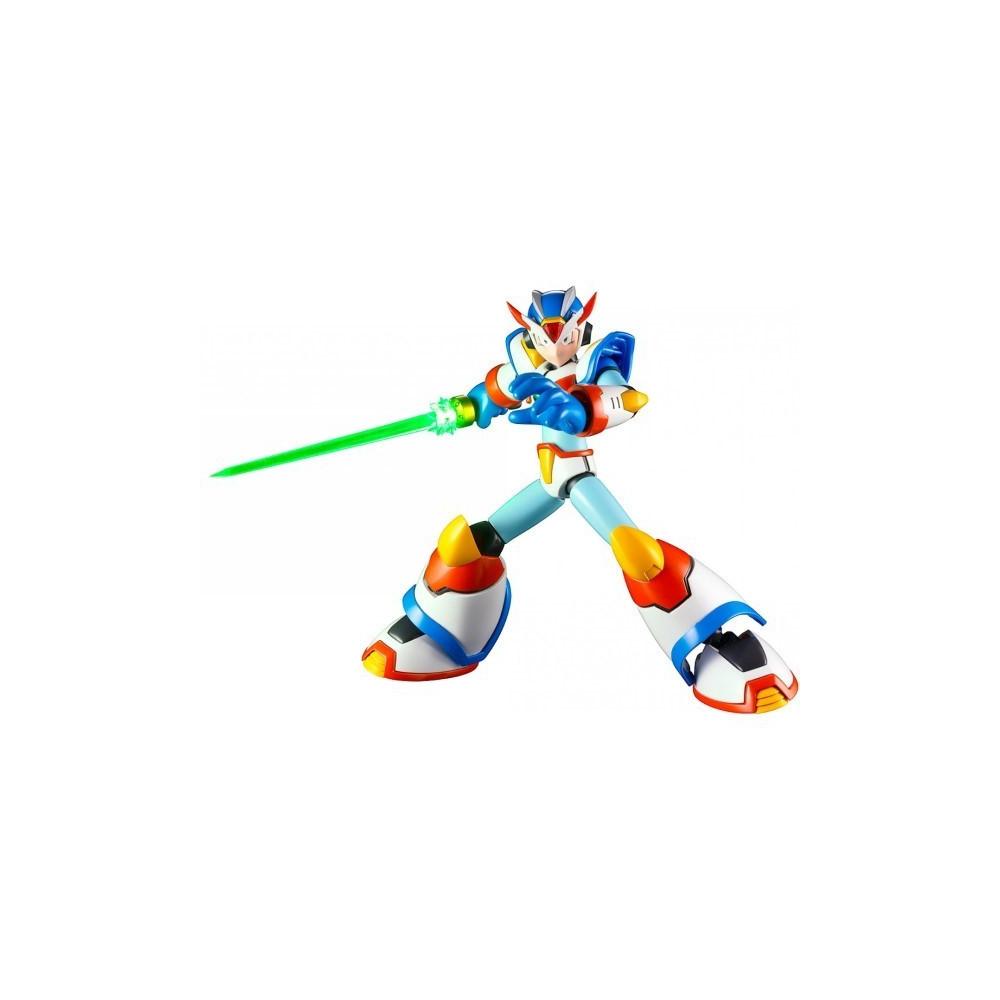 MEGA MAN X 1/12 SCALE PLASTIC MODEL KIT: MAX ARMOR JAP NEW