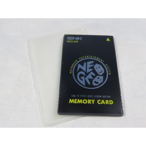MEMORY CARD NEOGEO NEO-IC8 NTSC-JPN OCCASION(ETAT B)