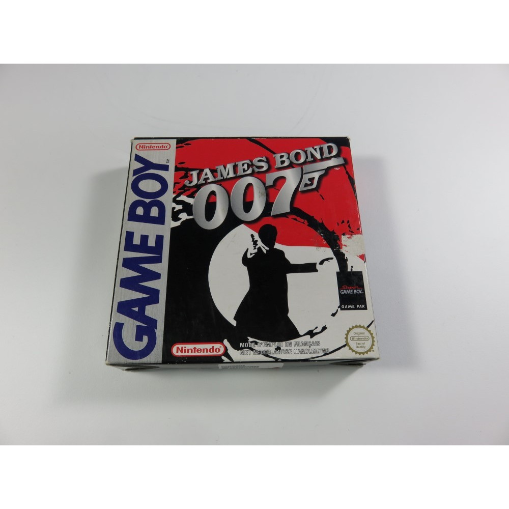 JAMES BOND 007 GAMEBOY NFAH OCCASION