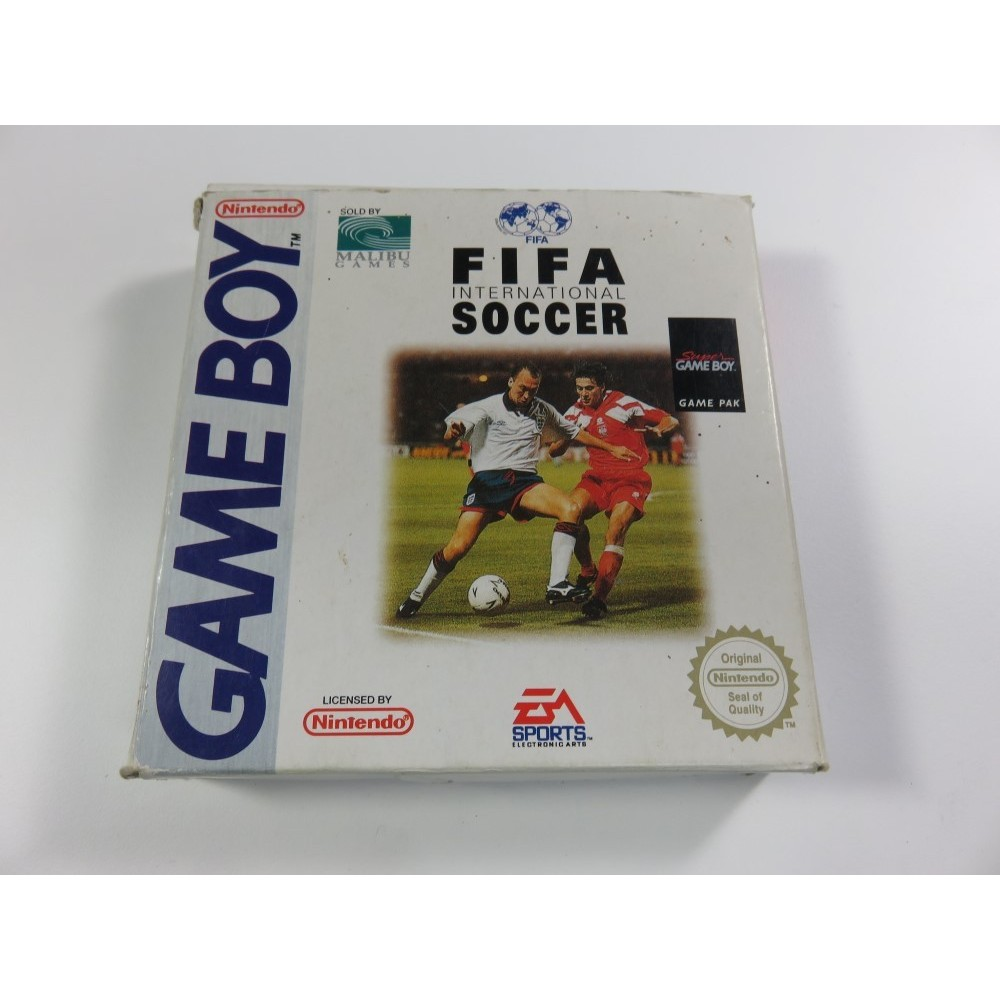 FIFA INTERNATIONAL SOCCER GAMEBOY EUR OCCASION