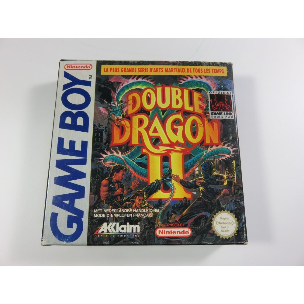 DOUBLE DRAGON II GAMEBOY FAH OCCASION