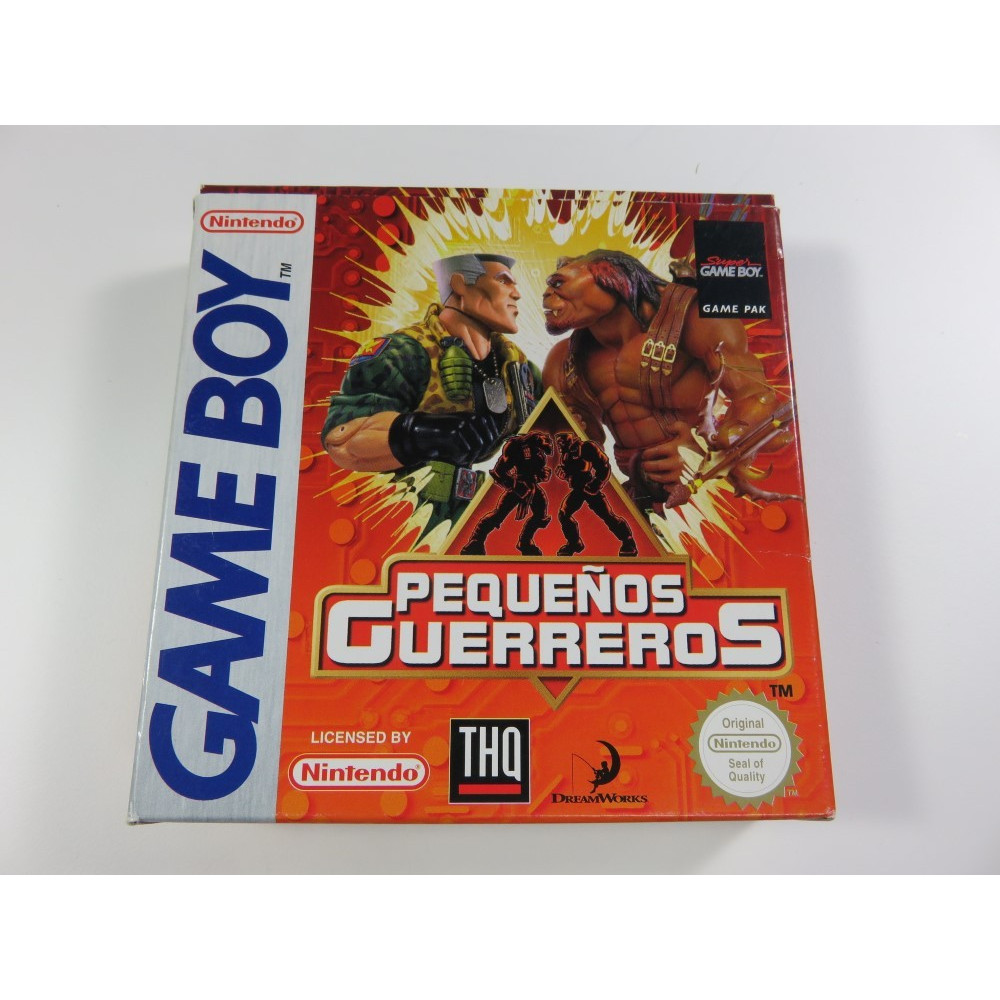 PEQUENOS GUERREROS (SMALL SOLDIERS) GAMEBOY ESP OCCASION