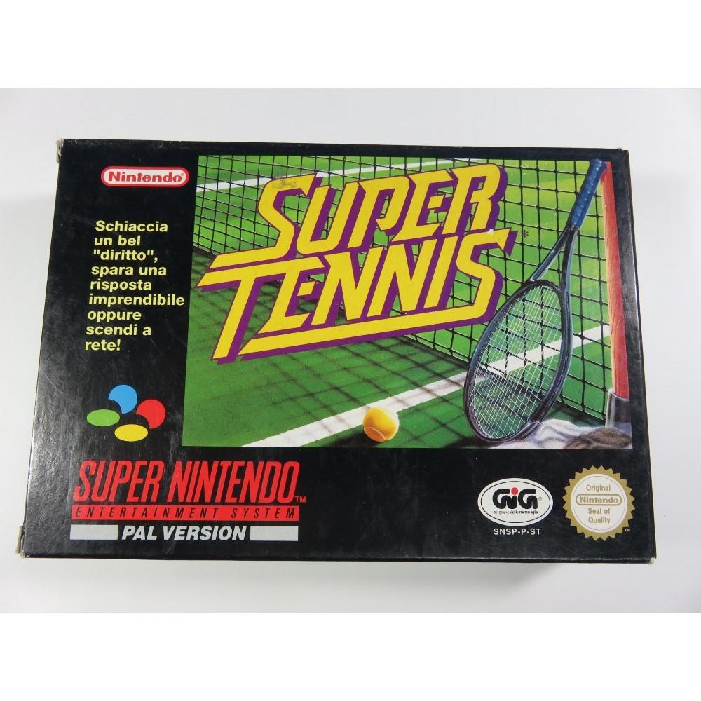 SUPER TENNIS SNES PAL-ITA OCCASION
