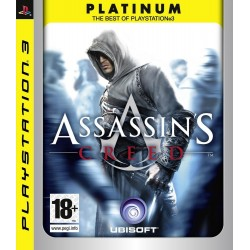 ASSASSIN S CREED PLATINUM PS3 FR OCCASION