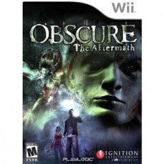 OBSCURE : THE AFTERMATH WII NTSC-USA (NEW)