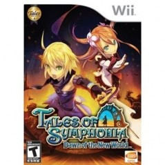 TALES OF SYMPHONIA : DAWN OF THE NEW WORLD WII NTSC-USA (COMPLET)
