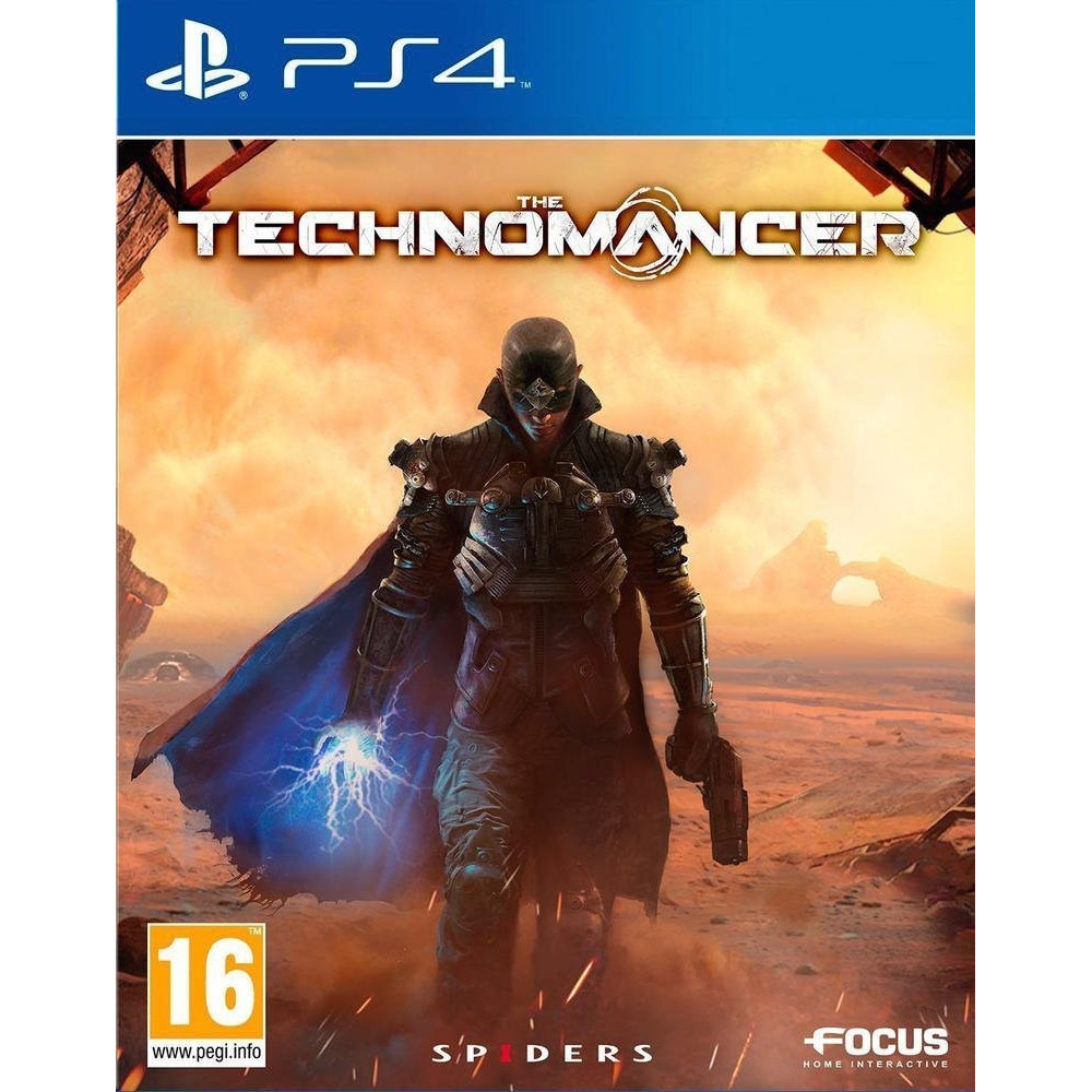 THE TECHNOMANCER PS4 FR OCCASION