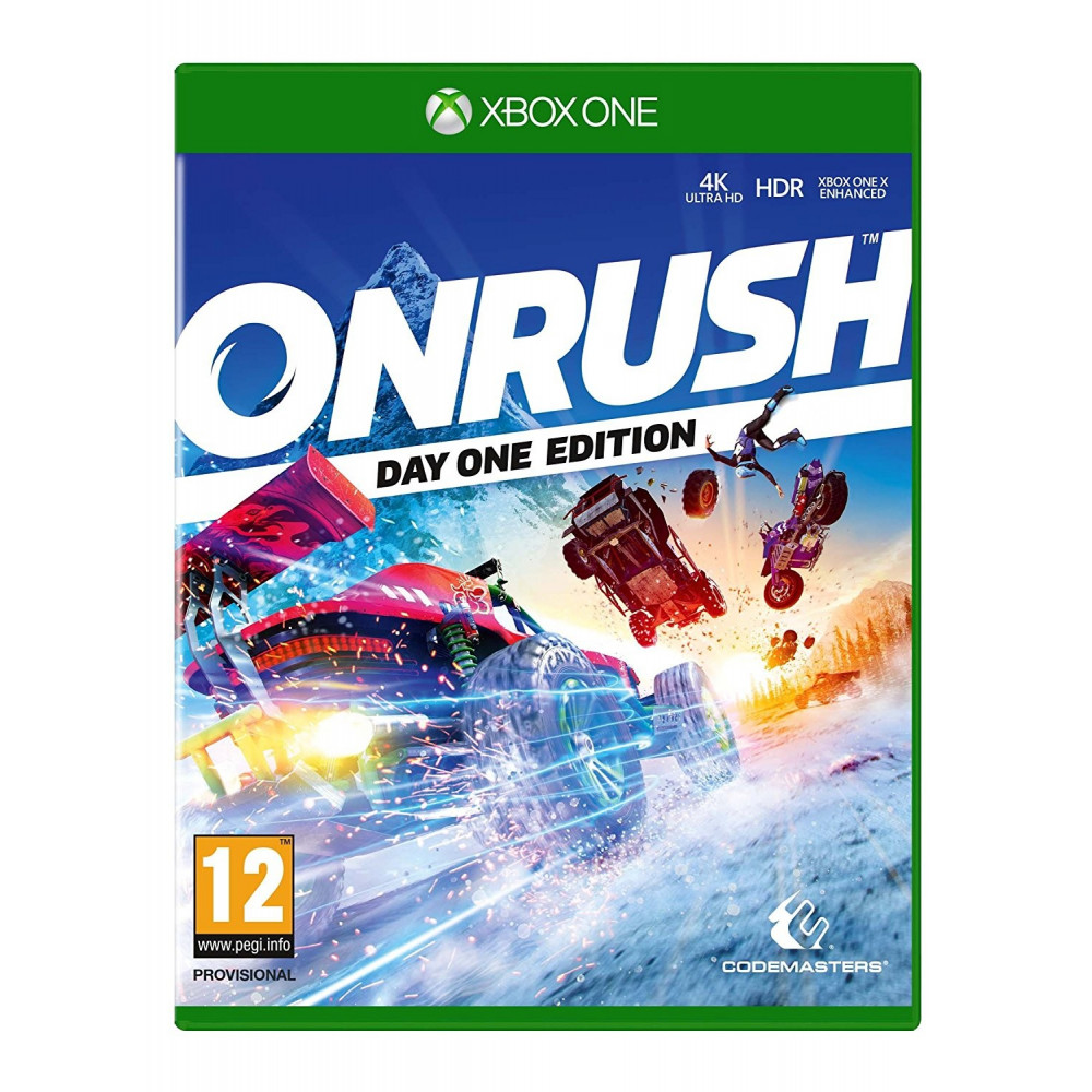 ONRUSH XBOX ONE FR OCCASION