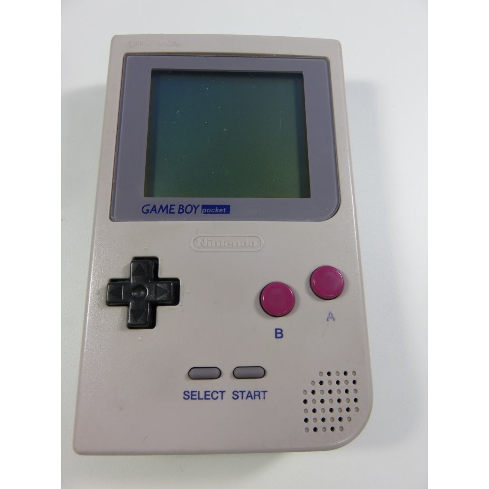 CONSOLE GAMEBOY POCKET CLASSIC EDITION OCCASION