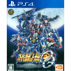 SUPER ROBOT WARS OG: THE MOON DWELLERS PS4 JPN NEW OCC
