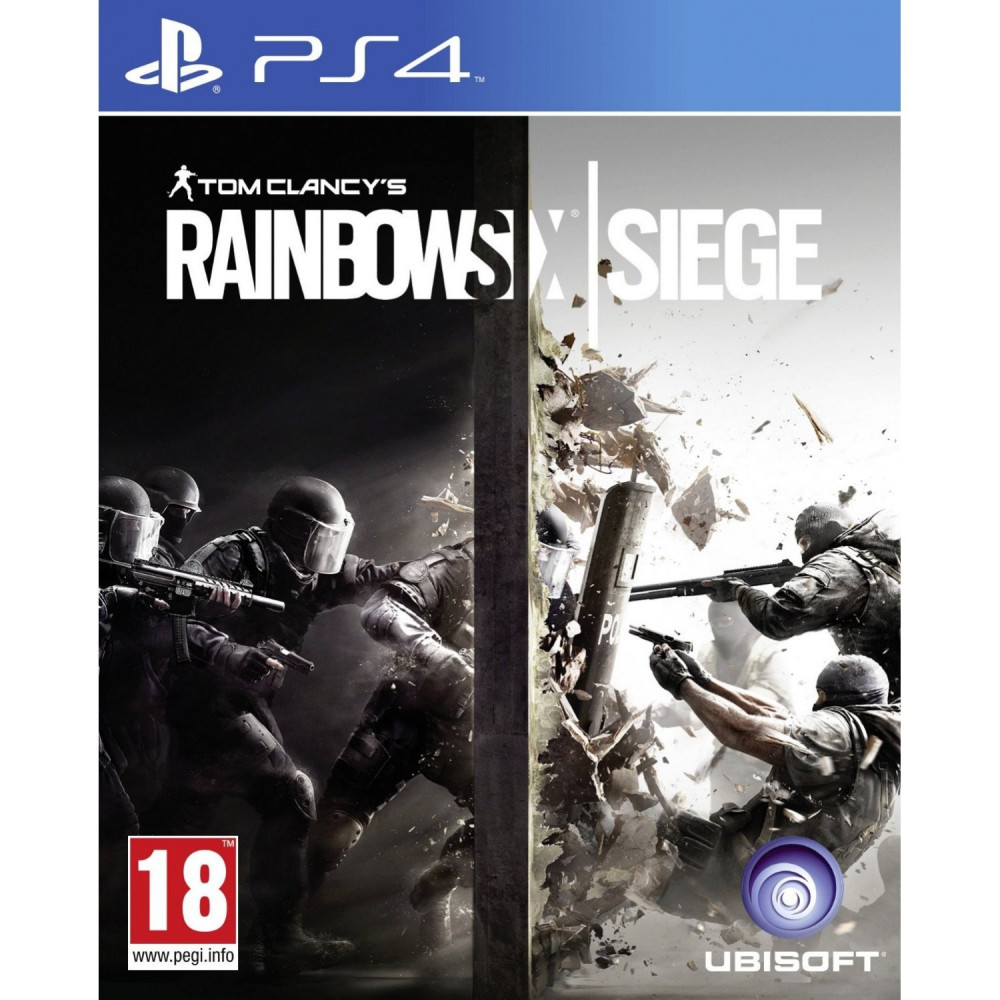 RAINBOW SIX SIEGE PS4 FR OCCASION