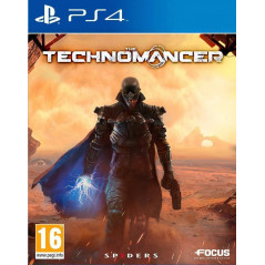 THE TECHNOMANCER PS4 FR NEW