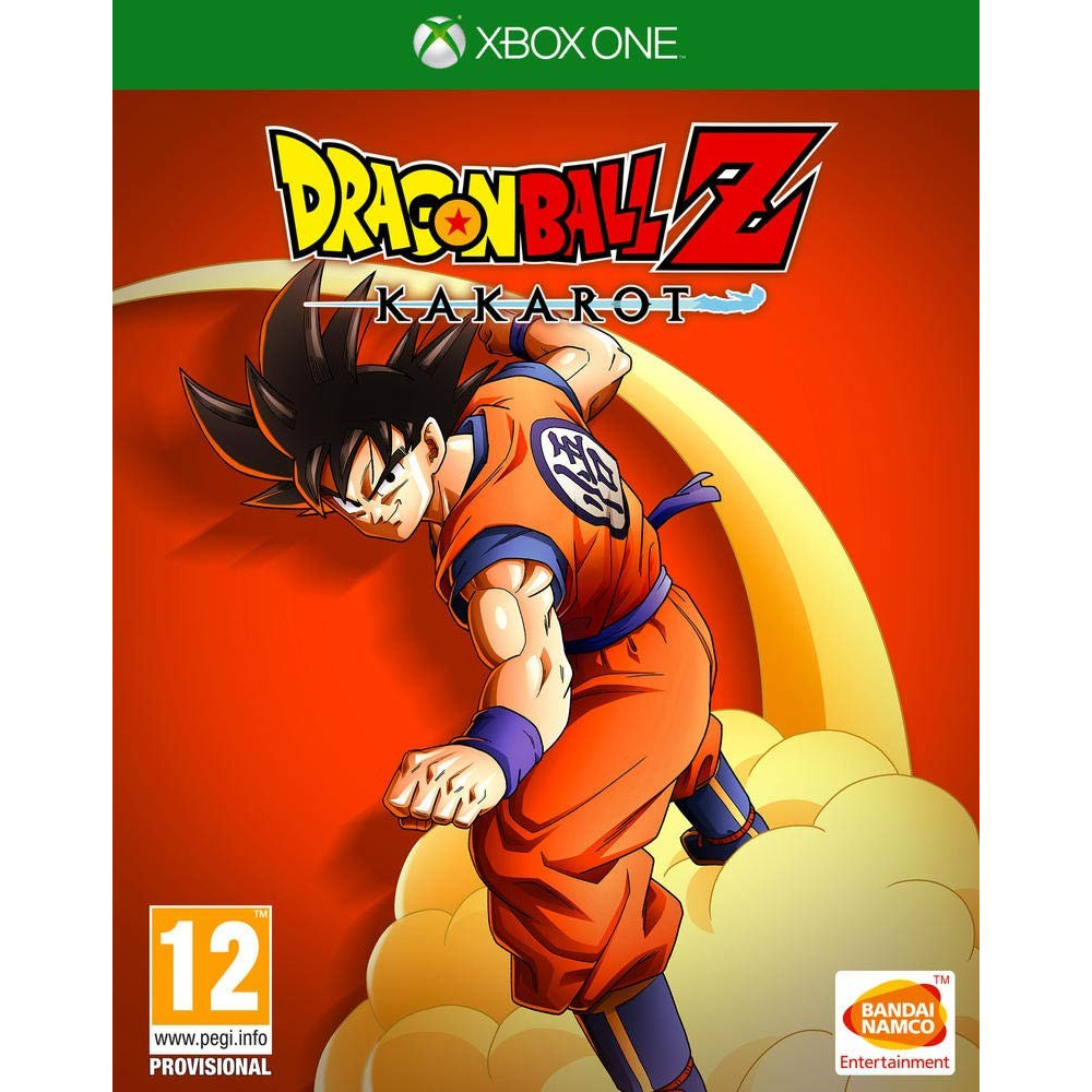 DRAGON BALL Z KAKAROT XBOX ONE UK NEW