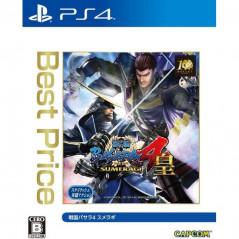SENGOKU BASARA 4 SUMERAGI BEST PRICE PS4 JPN NEW