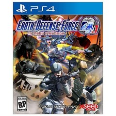 EARTH DEFENSE FORCES 4.1 PS4 US OCC