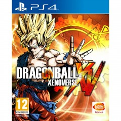DBZ XENOVERSE PS4 FR OCCASION