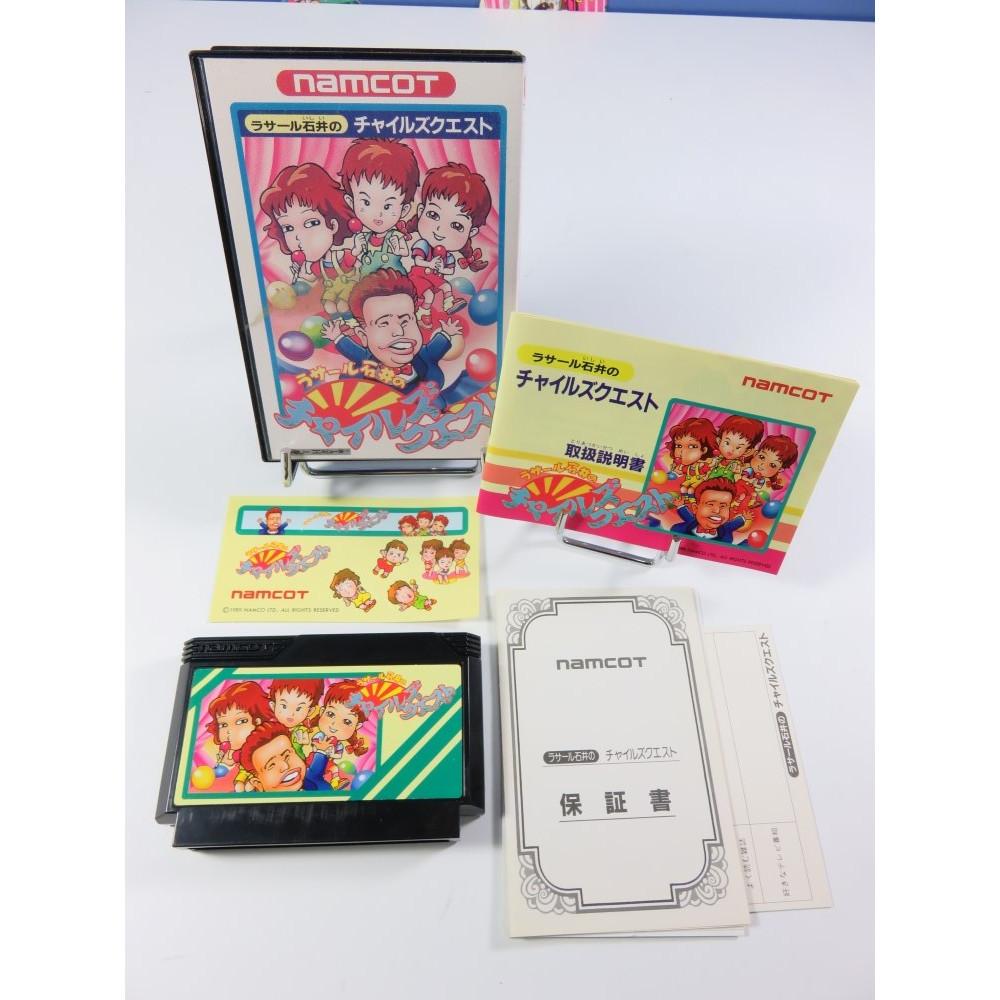 FINAL FANTASY I II FAMICOM NTSC-JPN OCCASION