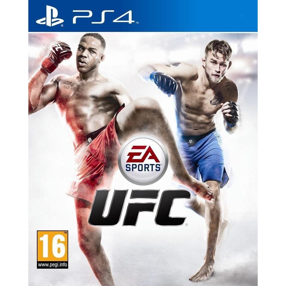 UFC PS4 FR OCCASION