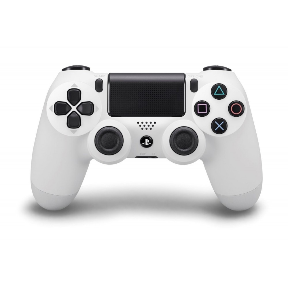 CONTROLLER DUAL SHOCK 4 BLANCHE PS4 OCCASION