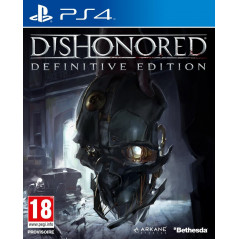 DISHONORED DEFINITIVE EDITION PS4 FR OCCASION