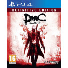 DEVIL MAY CRY DMC PS4 UK OCCASION