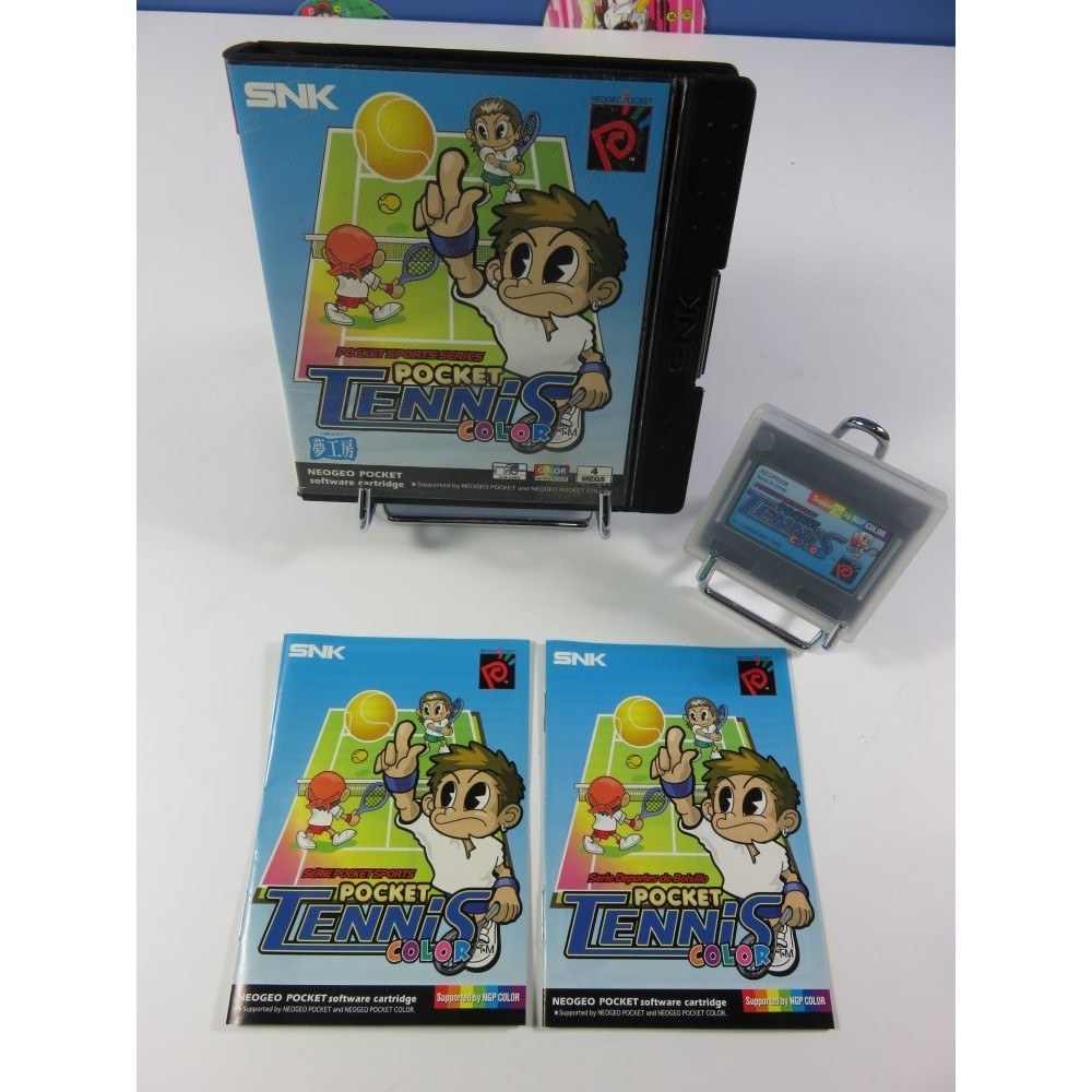 PUYO PUYO 2 (TSUU) NEO GEO POCKET COLOR JPN OCCASION