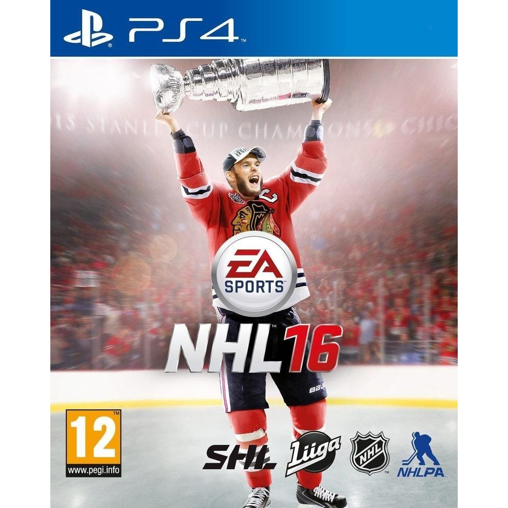 NHL 16 PS4 FR OCCASION