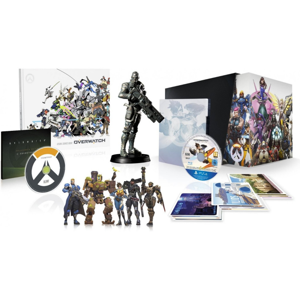 OVERWATCH COLLECTOR PS4 UK NEW