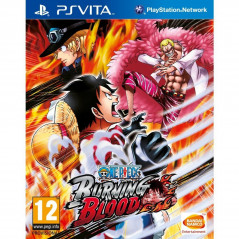ONE PIECE BURNING BLOOD PS4 UK OCCASION